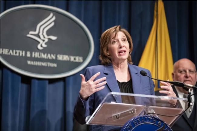 CDC:新冠病毒或在美国爆发 流感与之相关?