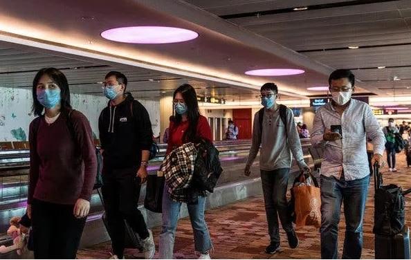 武汉封城前逃跑 华人隐瞒信息海外确诊被控罪