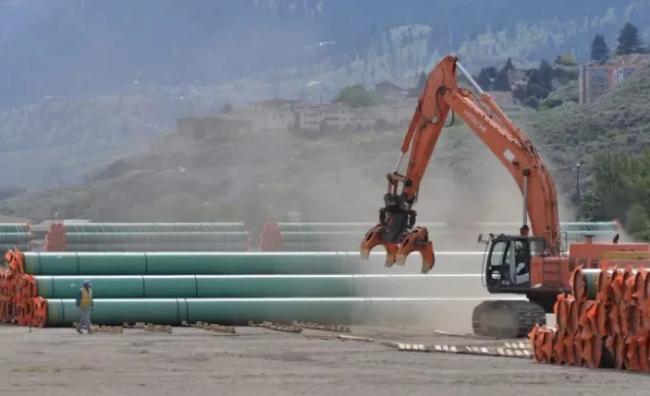 联邦法院拒受理反跨山油管上诉案