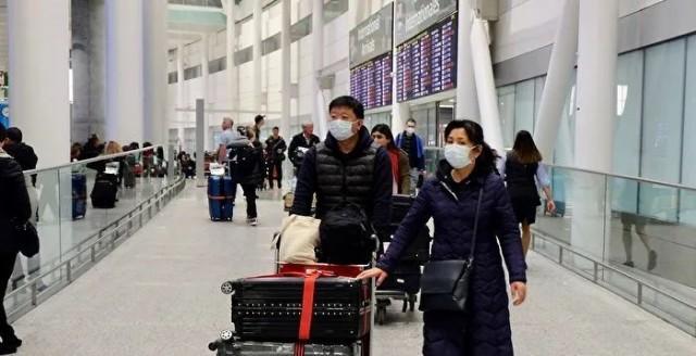 来加国中国游客减少70% 真实版《流浪地球》上演