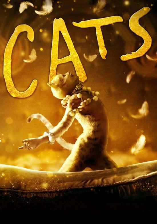 金酸莓奖名单公布:《猫》获评最差电影等6个奖项