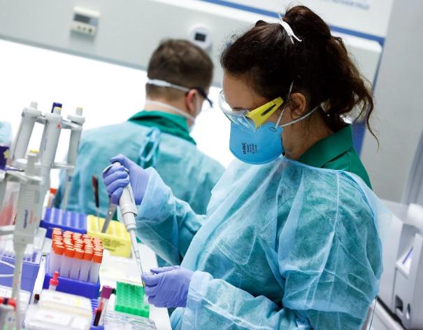 FDA核批 一滴血验抗体 简易血清测试是否复工