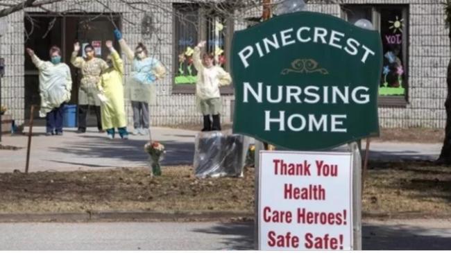 加拿大确诊养老院竟被命令抛弃,11天已病死22人
