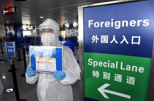 从加拿大回中国需提前14天填信息 否则无法登机