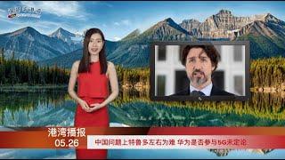 特鲁多对中国问题左右为难 犹豫未决