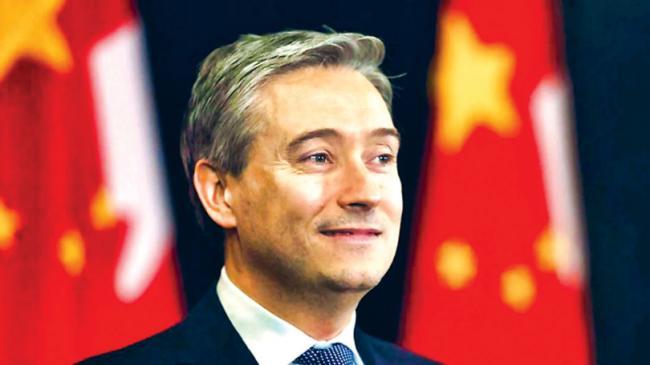 加英澳美国四国发布联合声明,回应香港国安法