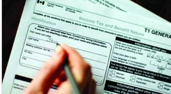 今天倘不完成报税 领取福利将受影响