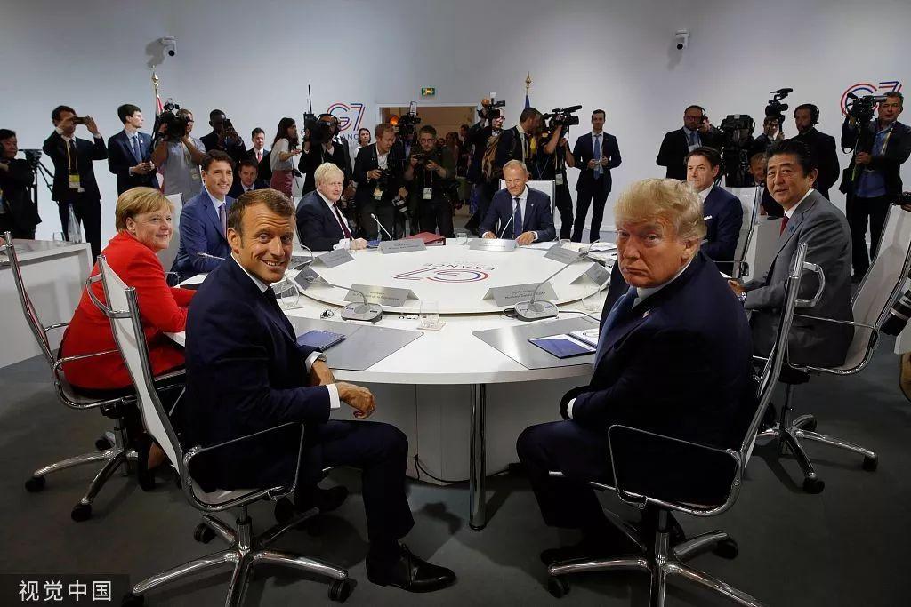 G7峰会开幕充斥外交笑话和戏剧性瞬间_凤凰网资讯_凤凰网