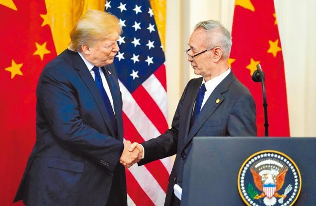 美中第一阶段贸易协议恐夭折