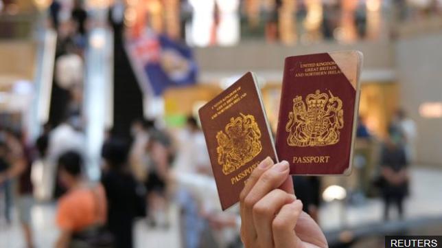 《国安法》出台 英国首相论港人居英权有何看点