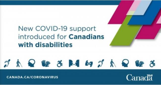 总理宣布为加拿大残障人士提供支持