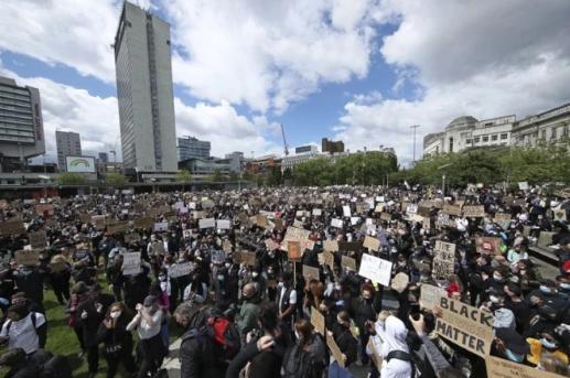 示威将在华府扩大举行 参与者吁百万人现身