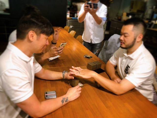 罗志祥经纪人宣布和同性伴侣领证结婚