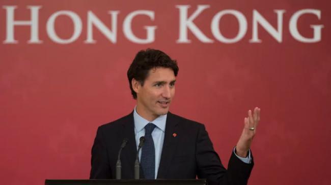 中国驻加拿大使馆发言人就加方涉香港言论发声了