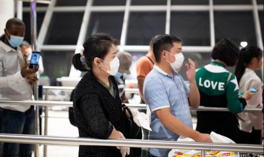 """15家外航复航 中国出入境管制等待""""新常态"""""""