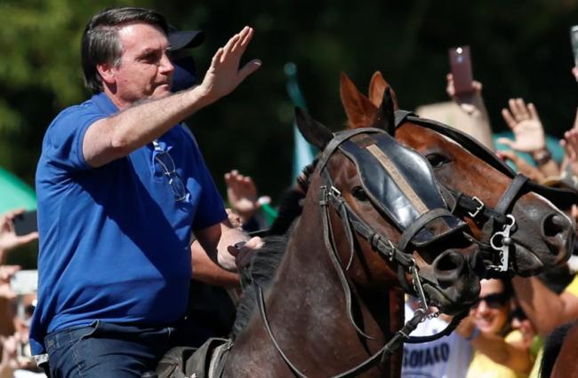 巴西总统检测4次终确诊 曾说新冠病毒是假新闻
