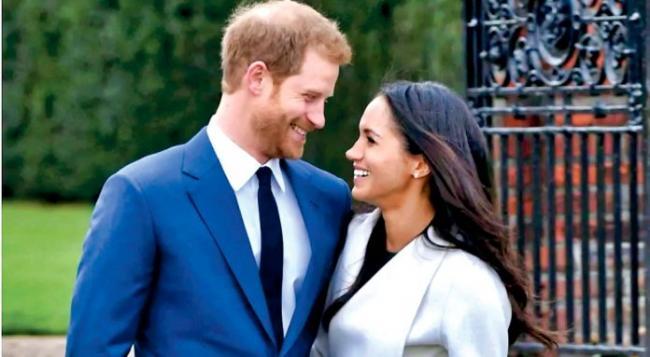 """哈里王子要求大英帝国忏悔,梅根演绎""""女总统"""""""