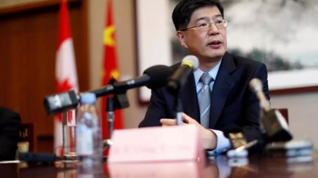中国驻加大使丛培武谈香港国安立法、中加关系