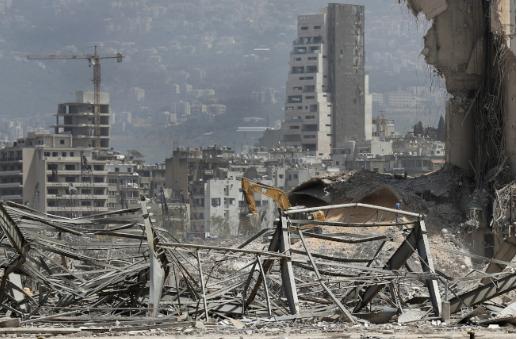 贝鲁特大爆炸 荷兰驻黎巴嫩大使夫人伤重不治