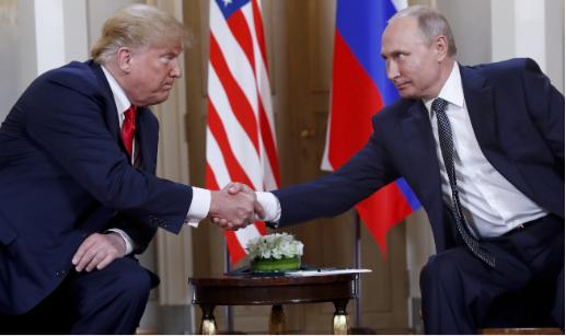 情报高层:中不想川普连任 俄更反感拜登