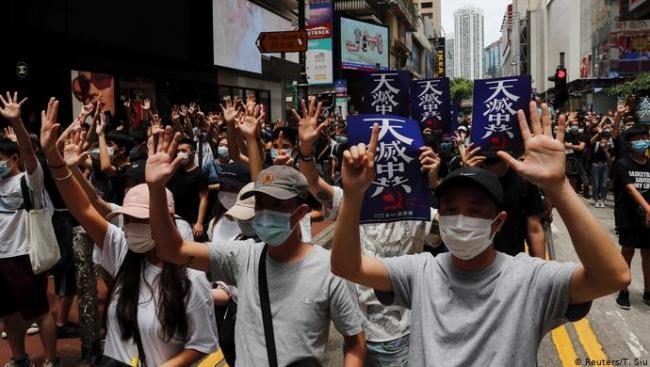 加拿大全球事务部:关于香港权利退化的声明