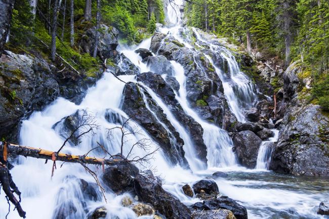 罕见!卑诗这个公园竟有41处瀑布,美到惊艳