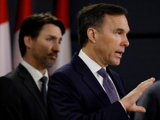 加拿大总理特鲁多与财长因为CERB闹掰!要换人