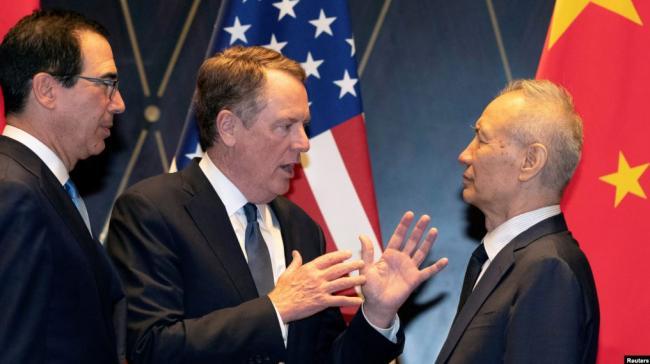 美中承诺继续执行贸易协议 两国唯一对话平台