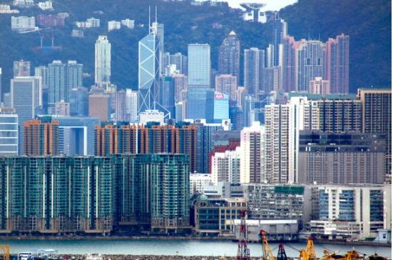 香港楼市正在崩盘 广东楼市也被拖下水