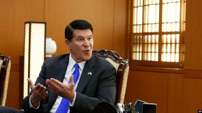 定了!美国宣布:副国务卿即将访问台湾