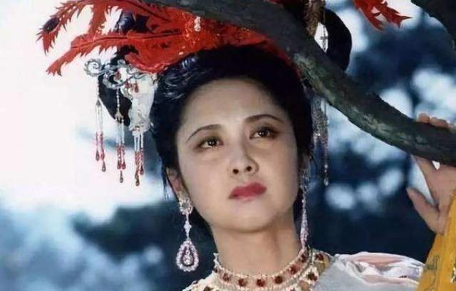 """她曾是""""中国第一美女"""" 结婚2次膝下无子"""