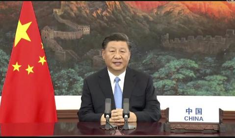 习近平联大发言:新冠不是人类最后一次危机