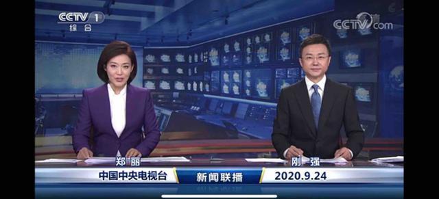 郑丽亮相 《新闻联播》近期已有4位新主播亮相