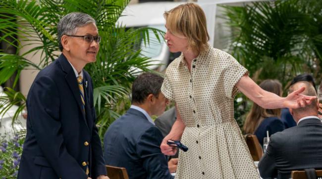 美国驻联合国代表支持台湾全面参与联合国事务