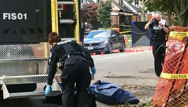 刚刚!一男子带新生儿去医院时遭枪杀