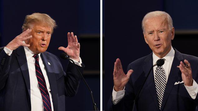 杜鲁多准备面对美国大选三种可能结果