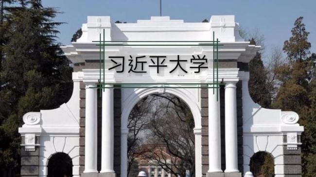 """逆天了!传国师请愿将清华大学改名""""习近平大学"""""""