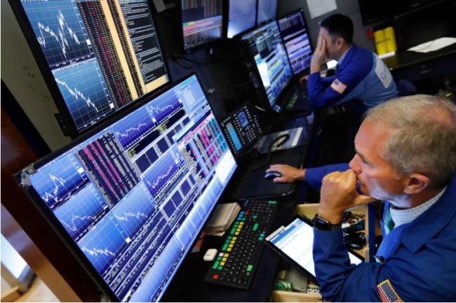 全球新冠病毒感染激增 北美股市重挫
