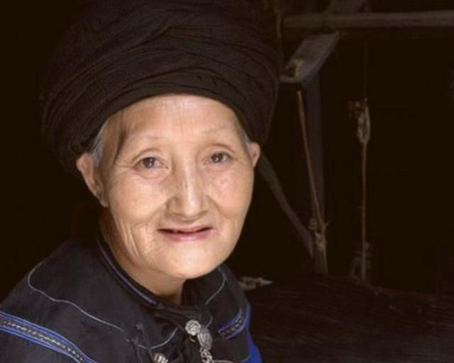 她是中国最后一位压寨夫人 容貌被还原到18岁