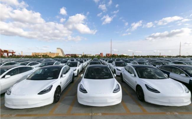 中国产特斯拉Model 3 获准出口欧洲
