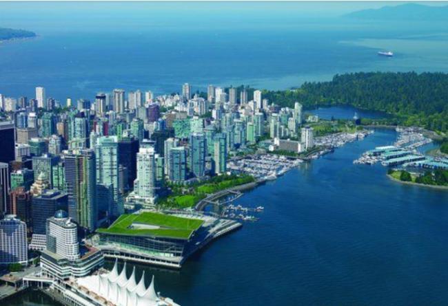 温哥华10月份住宅销售飙涨29%