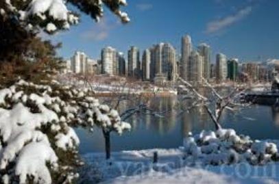环境部向卑诗发降雪警告 大温最高可达10厘米
