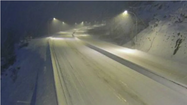 BC省部分地区周五周六暴风雪警告:包含大温