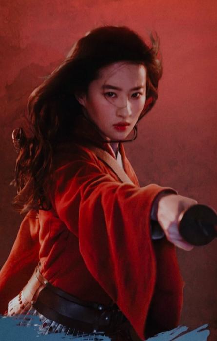 刘亦菲获国际大奖提名 她的动作戏一直很棒