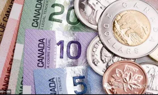 加元兑美元汇率至2018年来最高