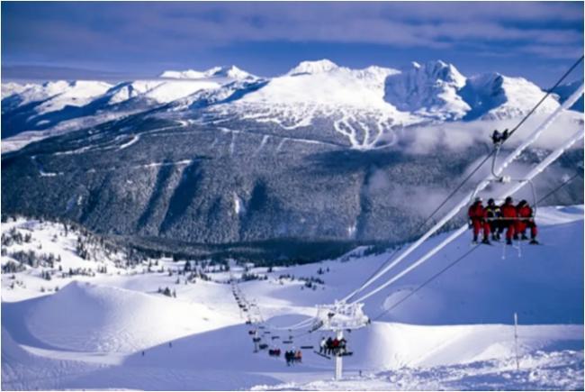 滑雪季已6死!惠斯勒26岁男20米悬崖坠亡…