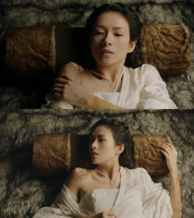 章子怡新剧骨相绝美 自带电影氛围超迷人