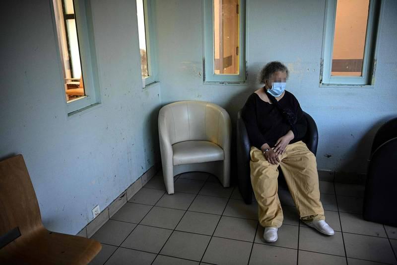 國外一項最新的研究指出,有近13%武漢肺炎患者在6個月內罹患精神疾病。示意圖。(法新社)