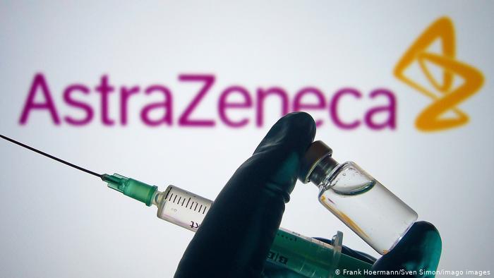 AstraZeneca - Impfstoffhersteller