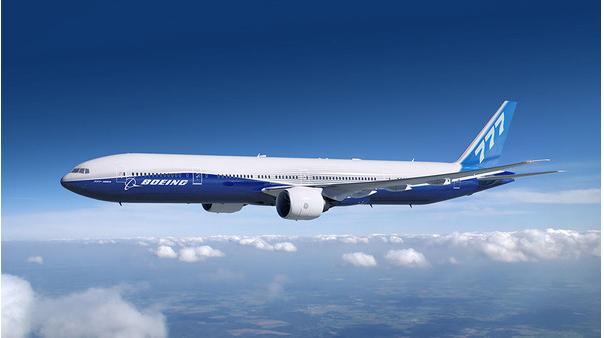 波音777客机紧急降落莫斯科 一周内二度出事